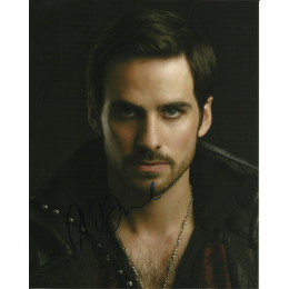 COLIN O'DONOGHUE SIGNED ONCE UPON A TIME 8X10 PHOTO (2)