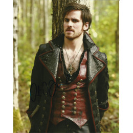 COLIN O'DONOGHUE SIGNED ONCE UPON A TIME 8X10 PHOTO (4)