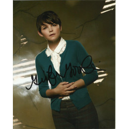 GINNIFER GOODWIN SIGNED ONCE UPON A TIME 10X8 PHOTO (4)