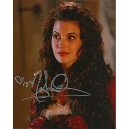 MEGHAN ORY SIGNED ONCE UPON A TIME 10X8 PHOTO (1)