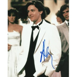ANDREW McCARTHY SIGNED PRETTY IN PINK 8X10 PHOTO