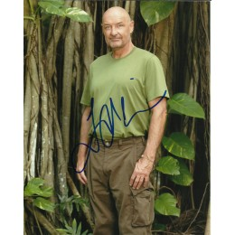 TERRY O'QUINN SIGNED LOST 8X10 PHOTO (3)