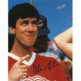 ALAN RUCK SIGNED FERRIS BUELERS DAY OFF 8X10 PHOTO (2)