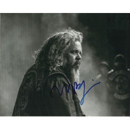 MARK BOONE JUNIOR SIGNED SONS OF ANARCHY 8X10 PHOTO (3)