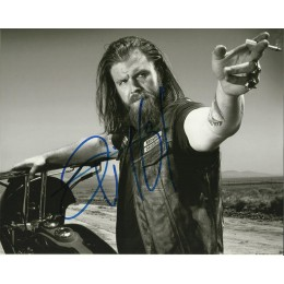RYAN HURST SIGNED SONS OF ANARCHY 8X10 PHOTO (3)