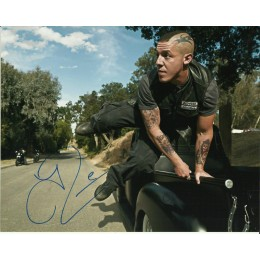 THEO ROSSI SIGNED SONS OF ANARCHY 8X10 PHOTO (2)