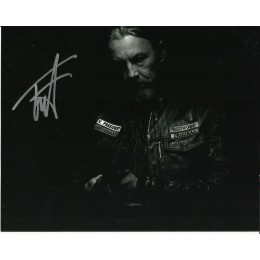 TOMMY FLANAGAN SIGNED SONS OF ANARCHY 8X10 PHOTO (1)