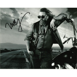 MARK BOONE JUNIOR SIGNED SONS OF ANARCHY 8X10 PHOTO (7)
