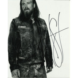 RYAN HURST SIGNED SONS OF ANARCHY 8X10 PHOTO (4)