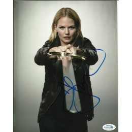 JENNIFER MORRISON SIGNED ONCE UPON A TIME 10X8 PHOTO (2) ALSO ACOA CERTIFIED