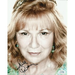 JULIE WALTERS SIGNED HARRY POTTER 10X8 PHOTO (3) ALSO ACOA CERTIFIED