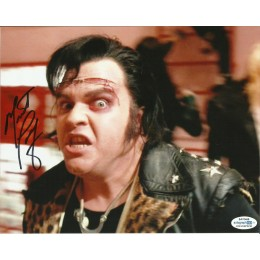 MEATLOAF SIGNED ROCKY HORROR 8X10 PHOTO  ALSO ACOA CERTIFIED