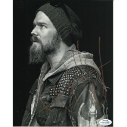RYAN HURST SIGNED SONS OF ANARCHY 8X10 PHOTO (1) ALSO ACOA CERTIFIED