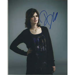 BETSY BRANDT SIGNED BREAKING BAD 10X8 PHOTO