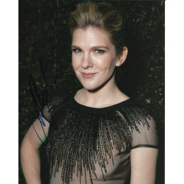 LILY RABE SIGNED AMERICAN HORROR STORY 10X8 PHOTO (8)