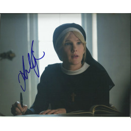 LILY RABE SIGNED AMERICAN HORROR STORY 10X8 PHOTO (10)