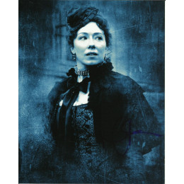 MOLLY PARKER SIGNED DEADWOOD 10X8 PHOTO (5)