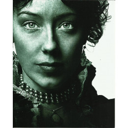 MOLLY PARKER SIGNED DEADWOOD 10X8 PHOTO (6)