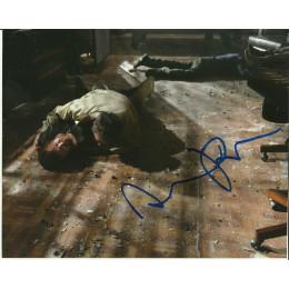 AARON PAUL SIGNED BREAKING BAD 8X10 PHOTO (1)