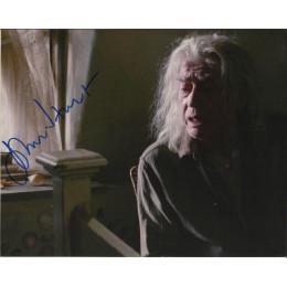 JOHN HURT SIGNED HARRY POTTER 8X10 PHOTO (3)