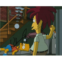 KELSEY GRAMMER SIGNED THE SIMPSONS 8X10 PHOTO (1)