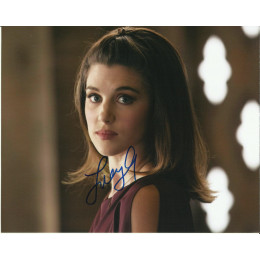 LUCY GRIFFTHS SIGNED TRUE BLOOD 10X8 PHOTO (2)