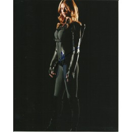 ADRIANNE PALICKI SIGNED AGENTS OF SHIELD 10X8 PHOTO
