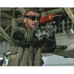 DOMINIC PURCELL SIGNED LEGENDS OF TOMORROW 8X10 PHOTO (2)