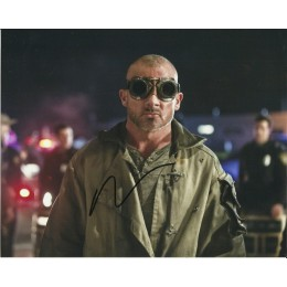 DOMINIC PURCELL SIGNED LEGENDS OF TOMORROW 8X10 PHOTO (3)