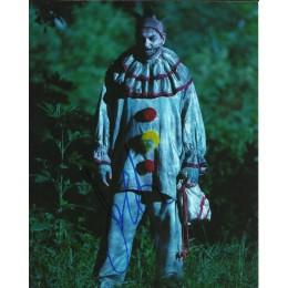JOHN CARROLL LYNCH SIGNED AMERICAN HORROR STORY 8X10 PHOTO UACC REG 242