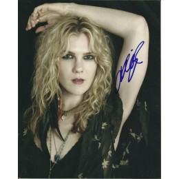 LILY RABE SIGNED AMERICAN HORROR STORY 10X8 PHOTO (1)