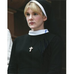 LILY RABE SIGNED AMERICAN HORROR STORY 10X8 PHOTO (2)