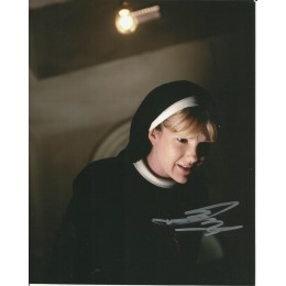 LILY RABE SIGNED AMERICAN HORROR STORY 10X8 PHOTO (3)