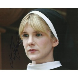 LILY RABE SIGNED AMERICAN HORROR STORY 10X8 PHOTO (5)