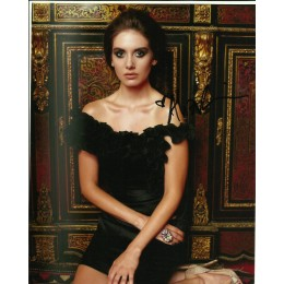 ALISON BRIE SIGNED SEXY 10X8 PHOTO (2)