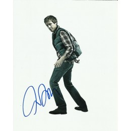 ARTHUR DARVILL SIGNED DOCTOR WHO 8X10 PHOTO (1)