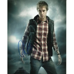 ARTHUR DARVILL SIGNED DOCTOR WHO 8X10 PHOTO (2)