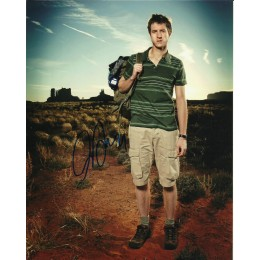 ARTHUR DARVILL SIGNED DOCTOR WHO 8X10 PHOTO (3)