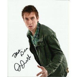 ARTHUR DARVILL SIGNED DOCTOR WHO 8X10 PHOTO (4)