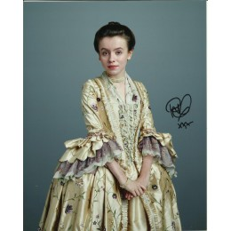 ROSIE DAY SIGNED OUTLANDER 8X10 PHOTO