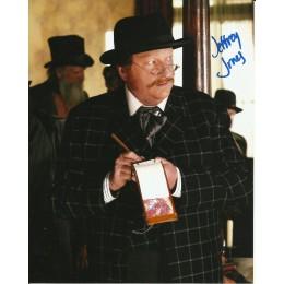 JEFFREY JONES SIGNED DEADWOOD 8X10 PHOTO (1)