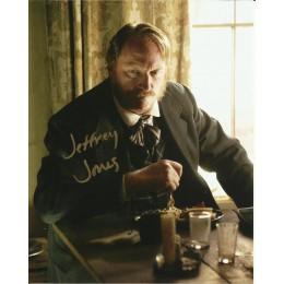 JEFFREY JONES SIGNED DEADWOOD 8X10 PHOTO (3)