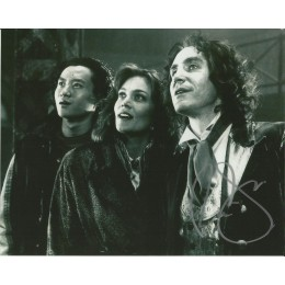 PAUL McGANN SIGNED DOCTOR WHO 8X10 PHOTO (3)