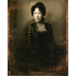 MOLLY PARKER SIGNED DEADWOOD 10X8 PHOTO (3)
