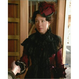 MOLLY PARKER SIGNED DEADWOOD 10X8 PHOTO (4)