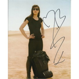 MICHELLE RYAN SIGNED DOCTOR WHO 8X10 PHOTO