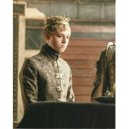 DEAN CHARLES CHAPMAN SIGNED GAME OF THRONES 8X10 PHOTO