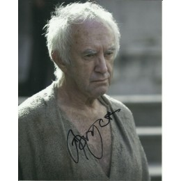 JONATHAN PRYCE SIGNED GAME OF THRONES 8X10 PHOTO (1)