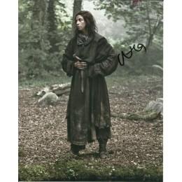 NATALIA TENA SIGNED GAME OF THRONES 10X8 PHOTO (1)