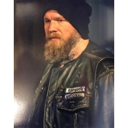 RYAN HURST SIGNED SONS OF ANARCHY 14X11 PHOTO